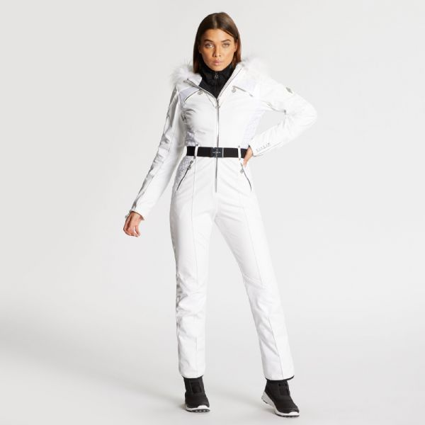 DARE 2B X JULIEN MACDONALD - Maximum Ski Suit White